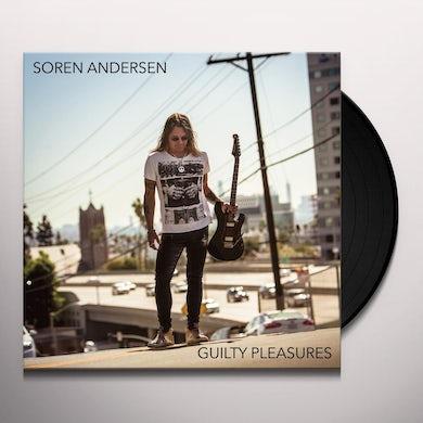 Soren Andersen GUILTY PLEASURES Vinyl Record