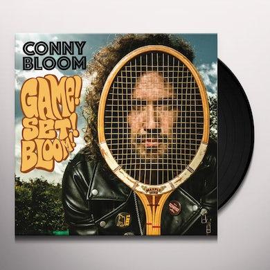 Conny Bloom GAME! SET! BLOOM! Vinyl Record