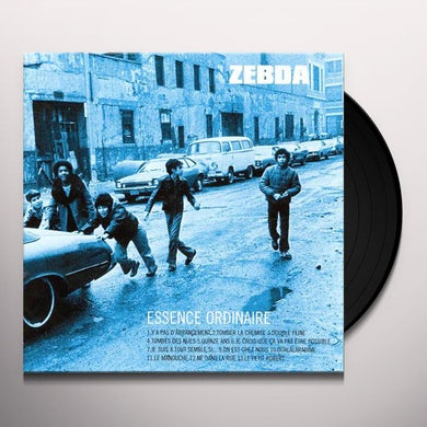 ESSENCE ORDINAIRE Vinyl Record