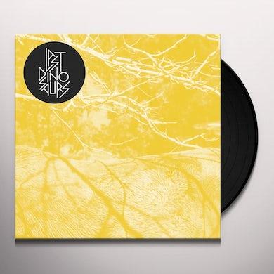 Last Dinosaurs TIME & PLACE Vinyl Record