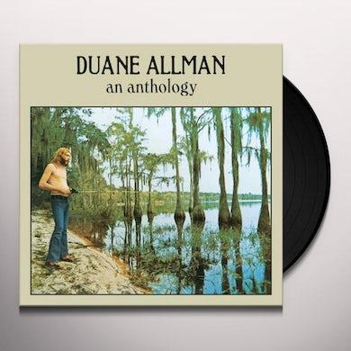 Duane Allman AN ANTHOLOGY Vinyl Record