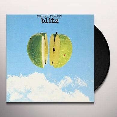 Eugenio Finardi BLITZ Vinyl Record