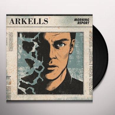 MORNING REPORT Vinyl Record