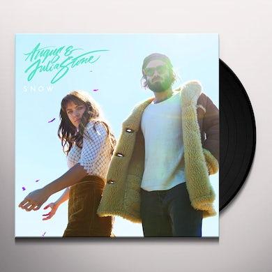 Angus & Julia Stone SNOW Vinyl Record