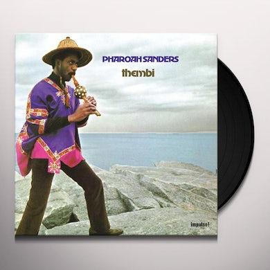 Pharoah Sanders THEMBI Vinyl Record