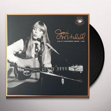 Joni Mitchell Live At Canterbury House  1967 Vinyl Record