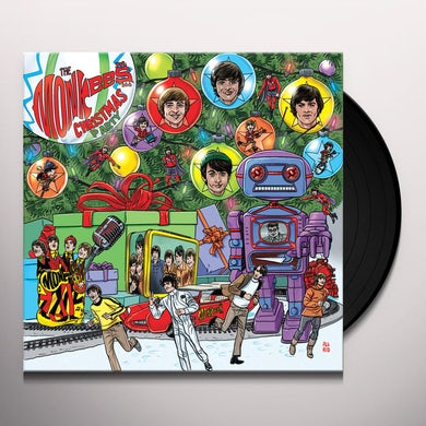 Christmas Party Vinyl Record