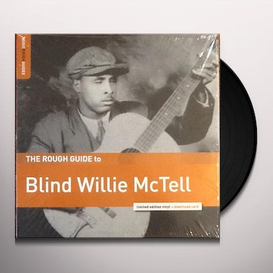 ROUGH GUIDE TO BLIND WILLIE MCTELL Vinyl Record