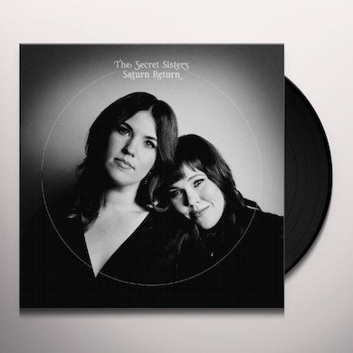 Secret Sisters SATURN RETURN Vinyl Record