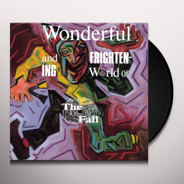 WONDERFUL & FRIGHTENING WORLS OF THE FALL Vinyl Record