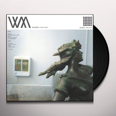 Wild Moth OVER AGAIN Vinyl Record