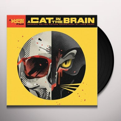 Fabio Frizzi A CAT IN THE BRAIN (SCORE) / Original Soundtrack Vinyl Record