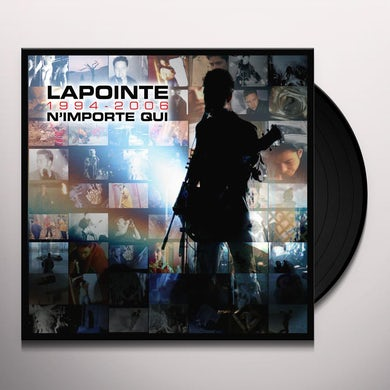 ERIC LAPOINTE 1994-06: N'IMPORTE QUI Vinyl Record