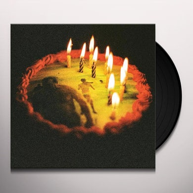 Happy Birthday  Ratboy (Black & Maroon G Vinyl Record
