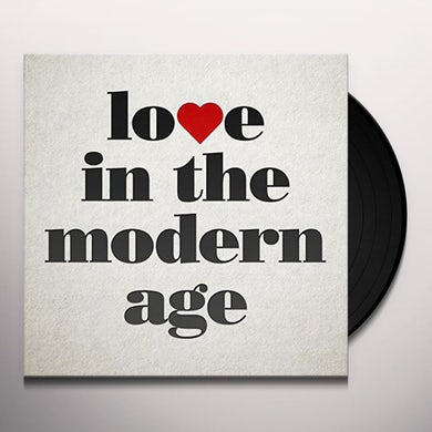 Josh Rouse LOVE IN THE MODERN AGE Vinyl Record