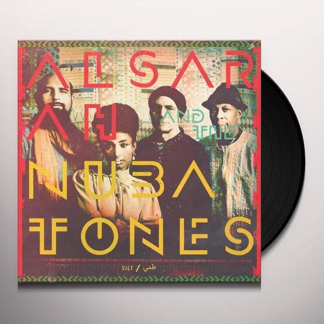 Alsarah & The Nubatones SILT Vinyl Record