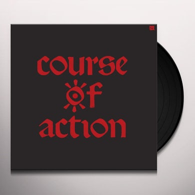 Mind Rays COURSE OF ACTION Vinyl Record