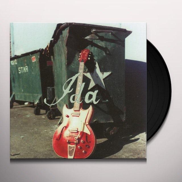 Ida TEN SMALL PACES Vinyl Record