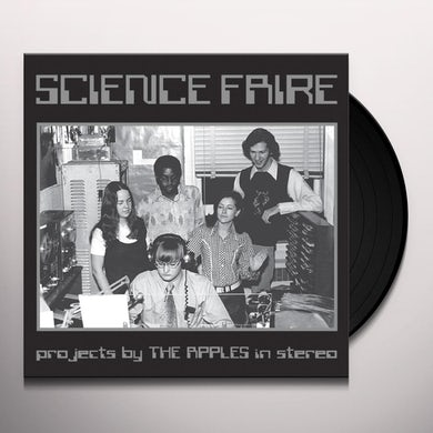 The Apples In Stereo SCIENCE FAIRE Vinyl Record