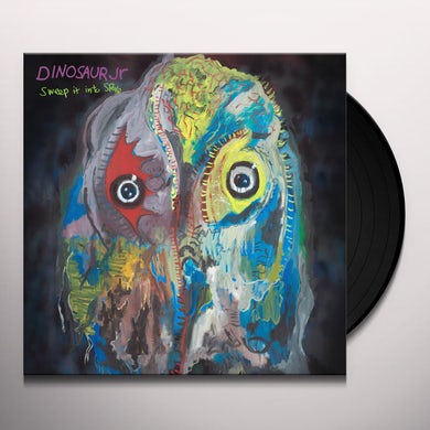 Dinosaur Jr. SWEEP IT INTO SPACE Vinyl Record