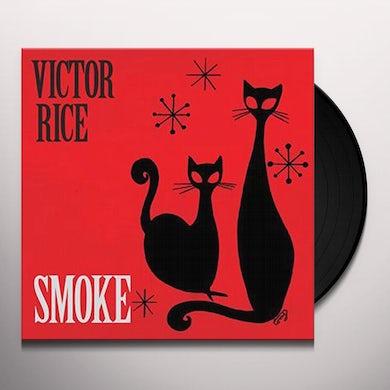 Victor Rice SMOKE Vinyl Record