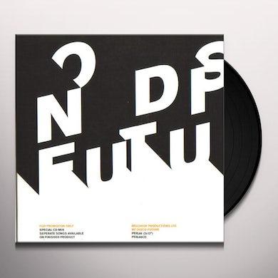 Melchior Productions NO DISCO FUTURE Vinyl Record