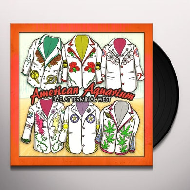 LIVE AT TERMINAL WEST Vinyl Record