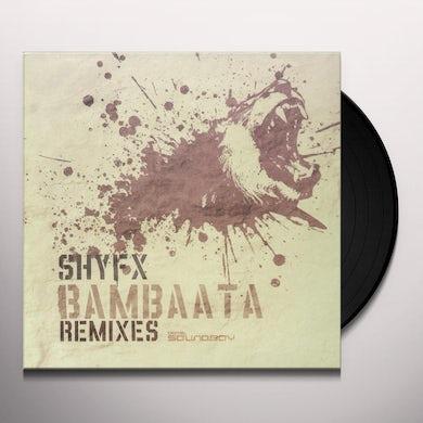 Shy Fx BAMBAATA Vinyl Record