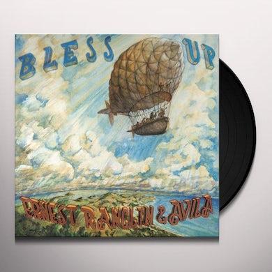 Ernest Ranglin & Avila BLESS UP Vinyl Record