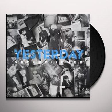 Superpitcher YESTERDAY Vinyl Record