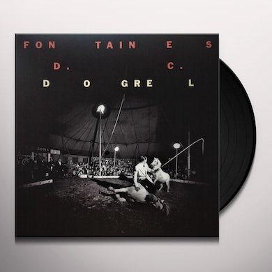 Fontaines D.C. DOGREL Vinyl Record