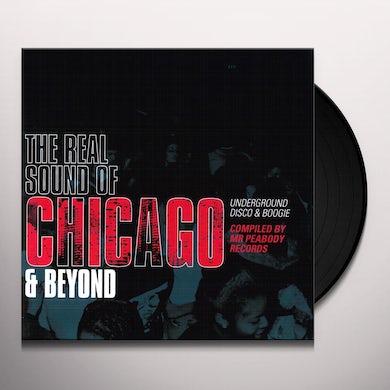 Real Sound Of Chicago & Beyond Underground / Var Vinyl Record