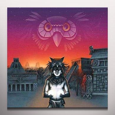 Night SOLDIERS OF TIME (PURPLE VINYL) Vinyl Record