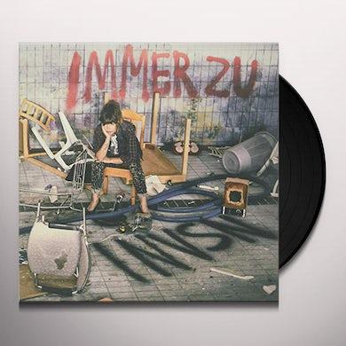Invsn IMMER ZU Vinyl Record