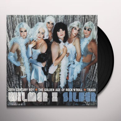 Wilmer X SILVER Vinyl Record