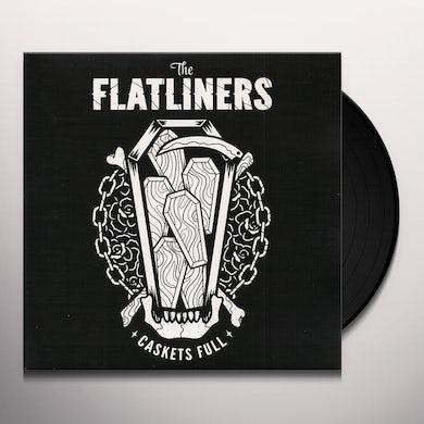 The Flatliners CASKETS FULL Vinyl Record
