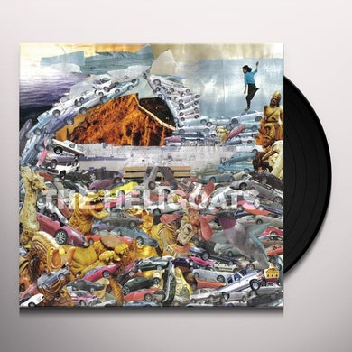 Heligoats END OF ALL-PURPOSE Vinyl Record