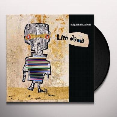 Stephen Mallinder UM DADA Vinyl Record