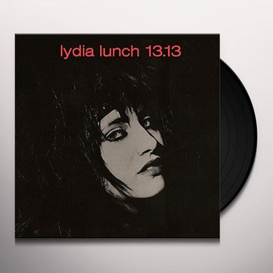 Lydia Lunch 13.13 Vinyl Record