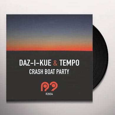 Daz-I-Kue & Tempo CRASH BOAT PARTY Vinyl Record