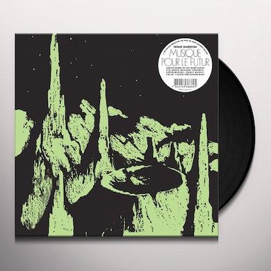 Nino Nardini MUSIQUE POUR LE FUTUR Vinyl Record