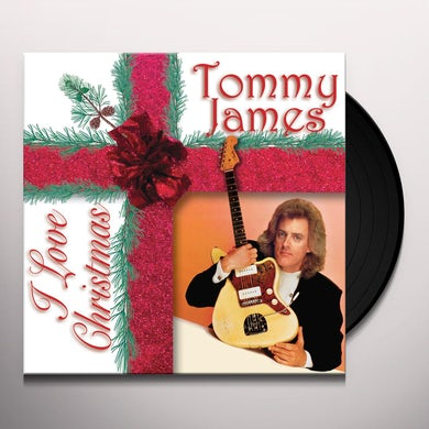 Tommy James I Love Christmas Vinyl Record