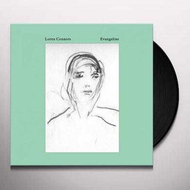 Loren Connors EVANGELINE Vinyl Record