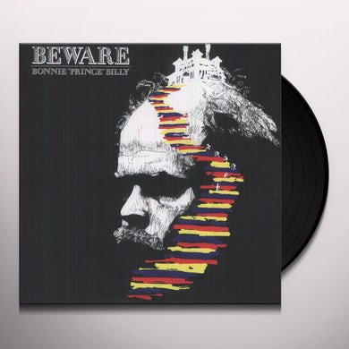 Bonnie Prince Billy BEWARE Vinyl Record