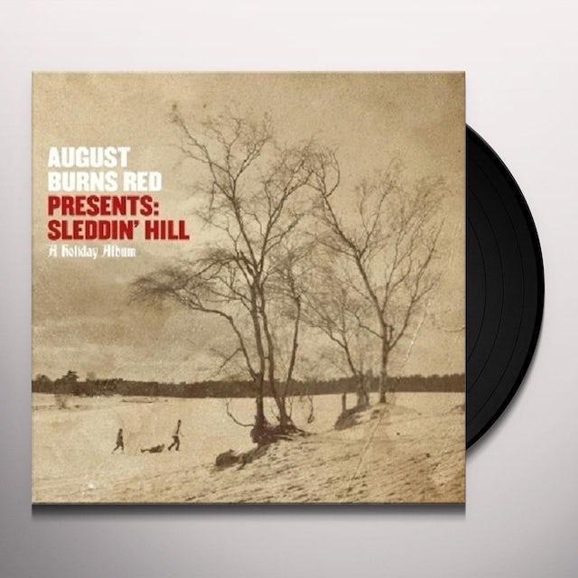 August Burns Red SLEDDIN HILL: A HOLIDAY ALBUM Vinyl Record
