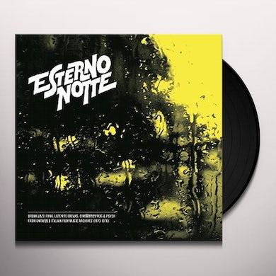 ESTERNO NOTTE / VARIOUS Vinyl Record