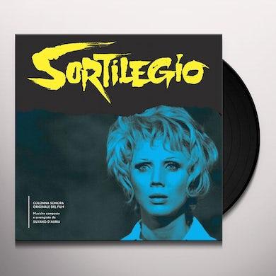 Silvano D'Auria SORTILEGIO / O.S.T. Vinyl Record
