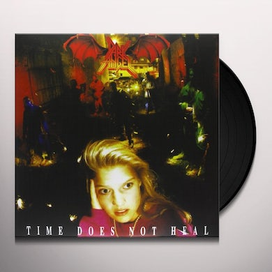 Dark Angel TIME DOES NOT HEAL Vinyl Record