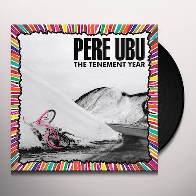 The Tenement Year (Limited Edition Clear Vinyl Record