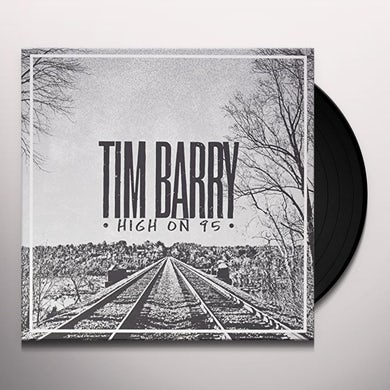 HIGH ON 95 Vinyl Record